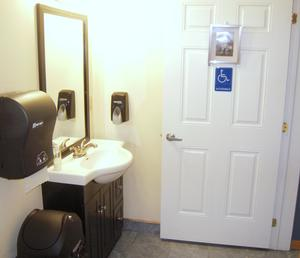 Lakeview Room Washrooms